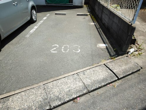 分譲駐車場